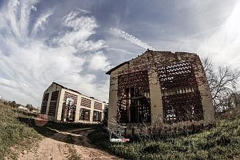 Secaderos de Tabaco Abandonados