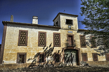 Villa Nuria (URBEX)